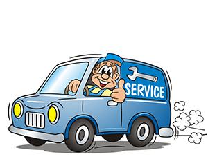 Mechanician Service Van